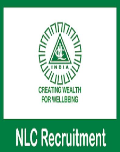 NLC recruitment Jobs