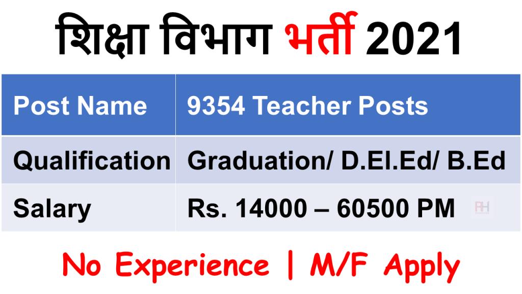 DEE Assam Teacher Recruitment 2021 1