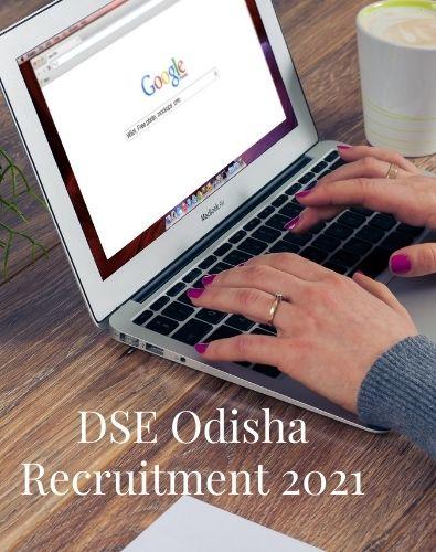 DSE Odisha Recruitment 1